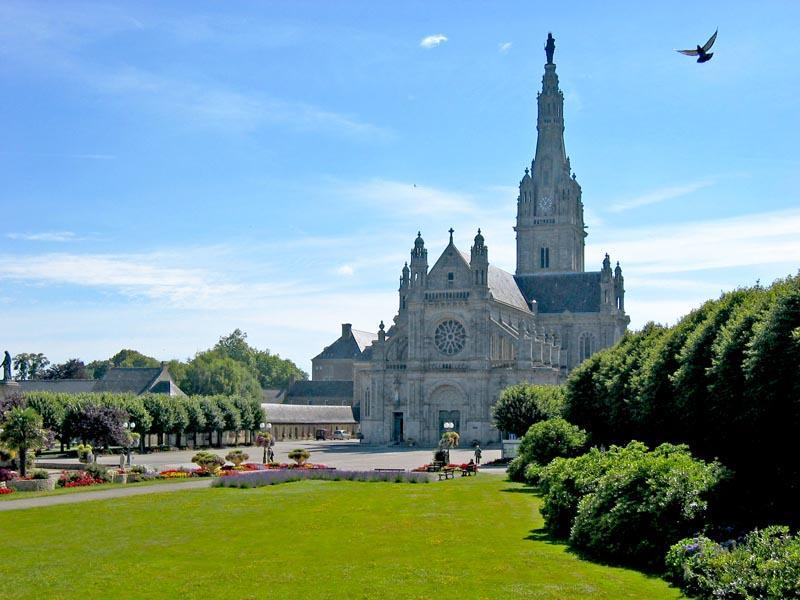 Basilique de Saint Anne d'Auray